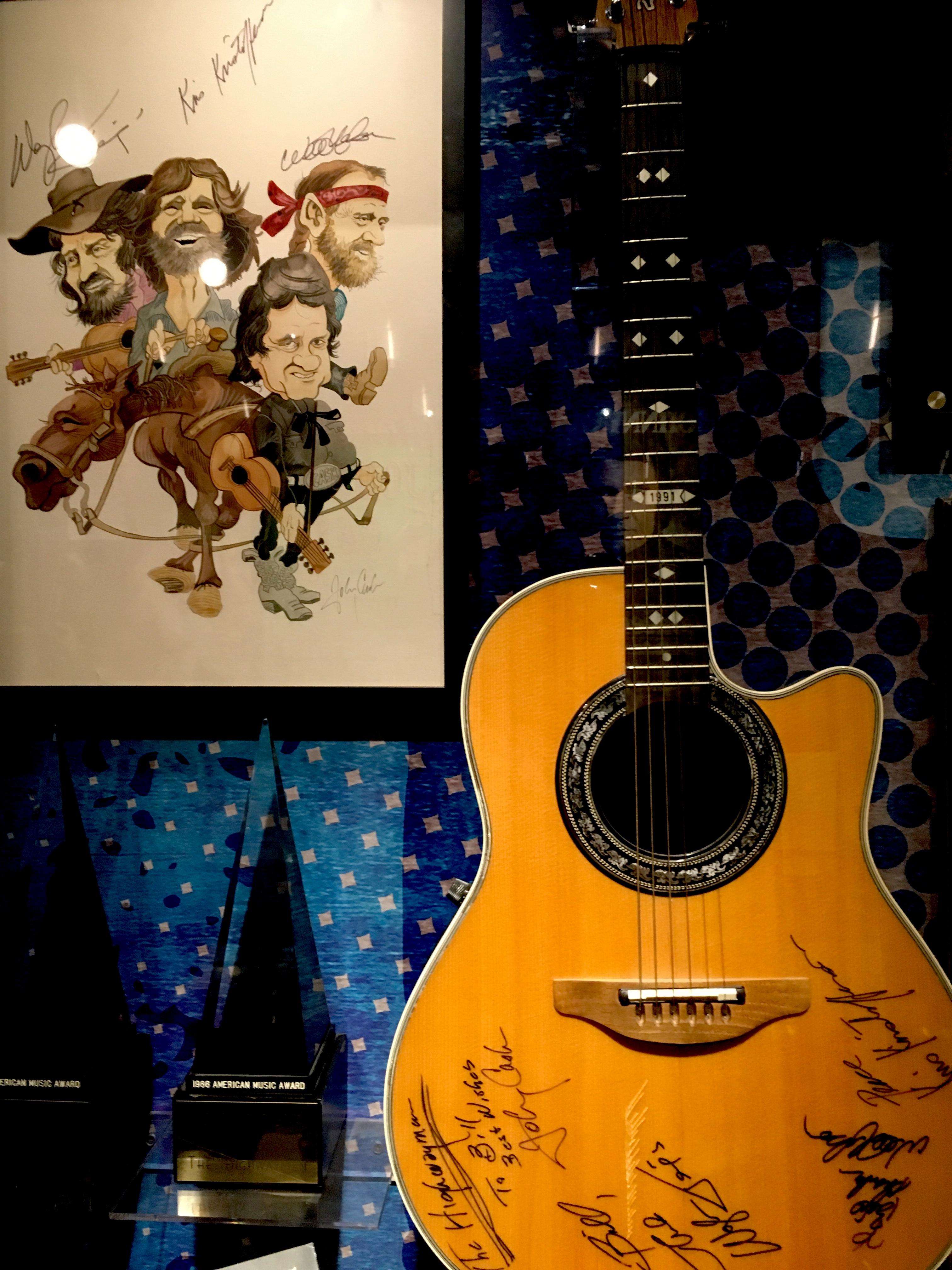 Johnny Cash Museum, Nashville, 2017