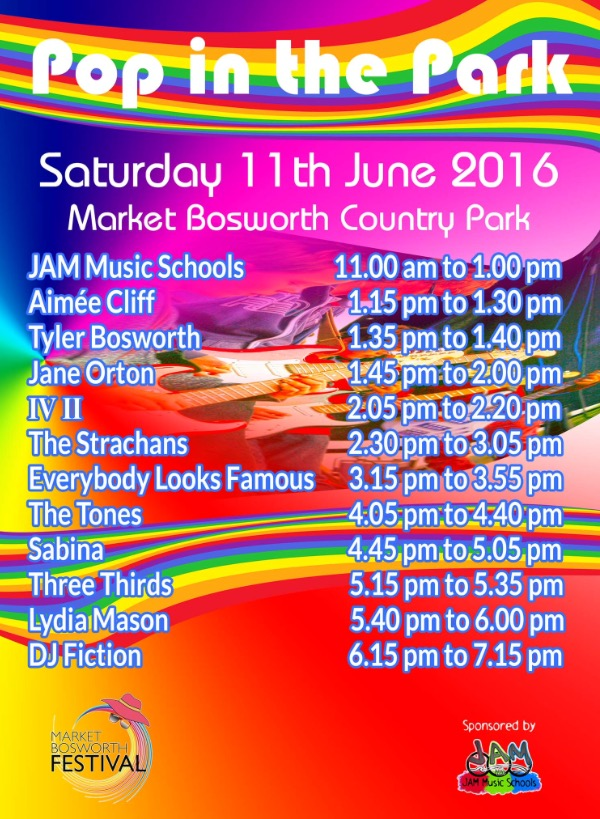 Bosworth Festival 2016
