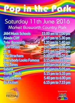 Bosworth Festival 2016
