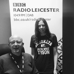 Radio Leicester, March 2018