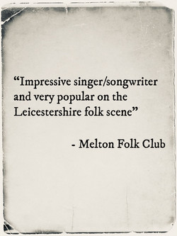 Melton Folk Club