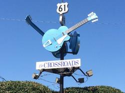 Crossroads, Clarksdale, 2016