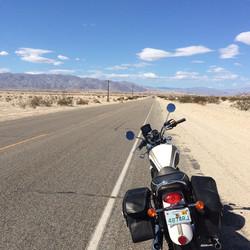 California Desert, 2015