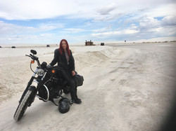 White Sands, New Mexico, 2017