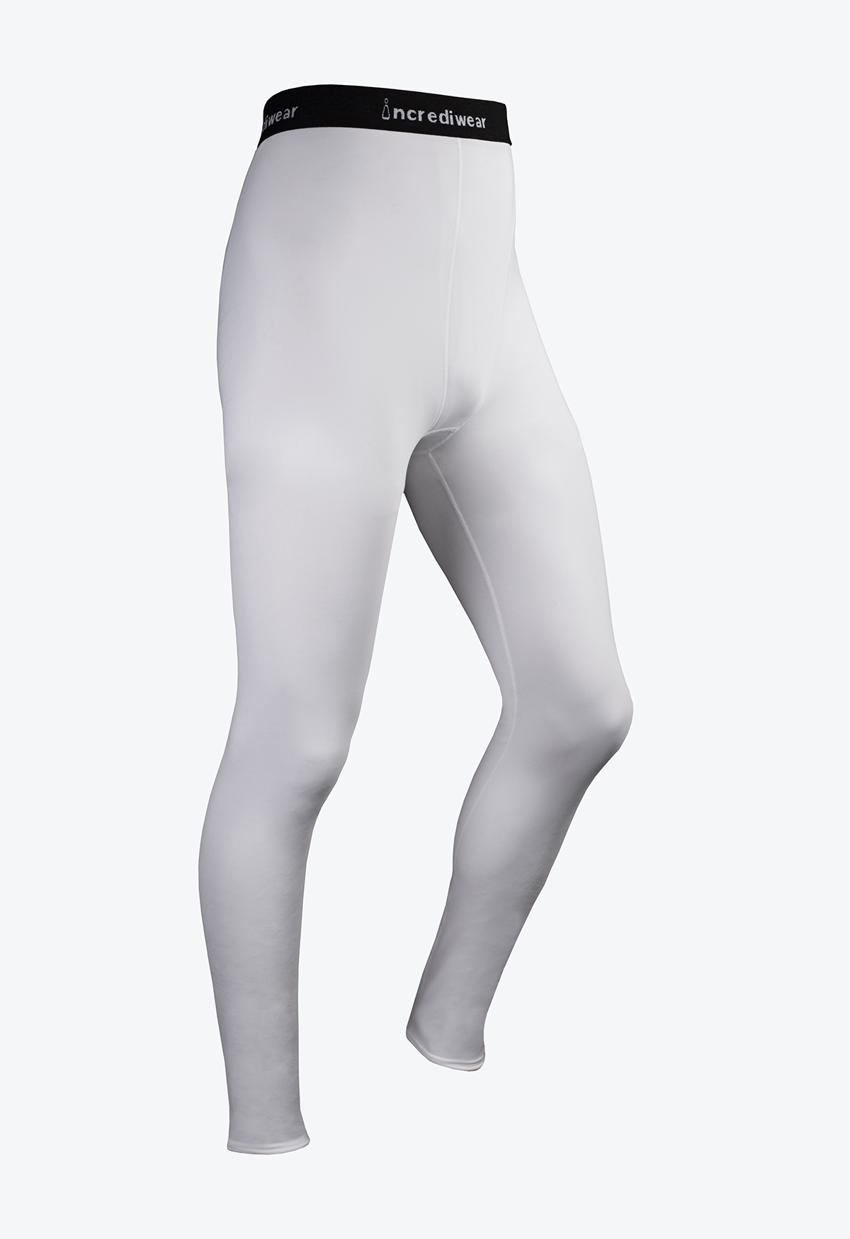 Mens Performance Pants - White - Left
