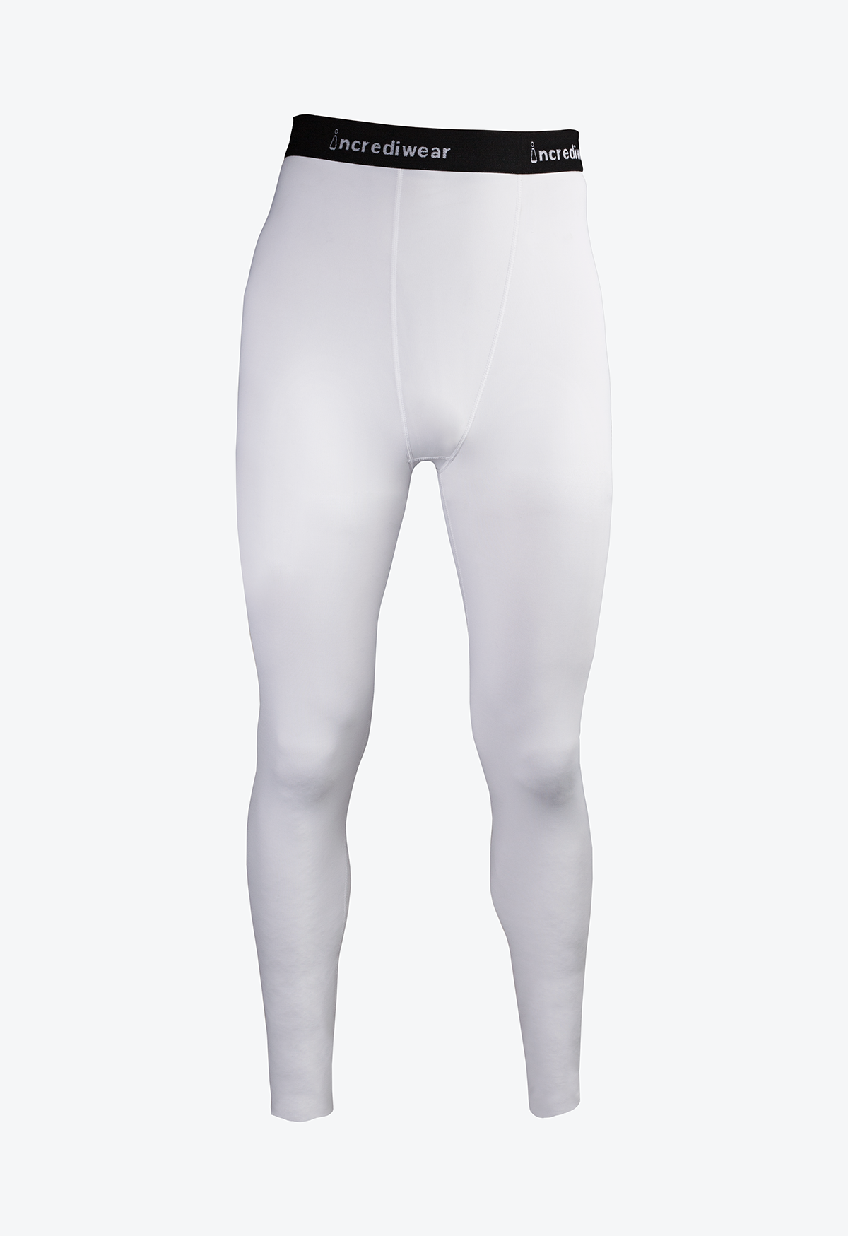 Mens Performance Pants - White - Front