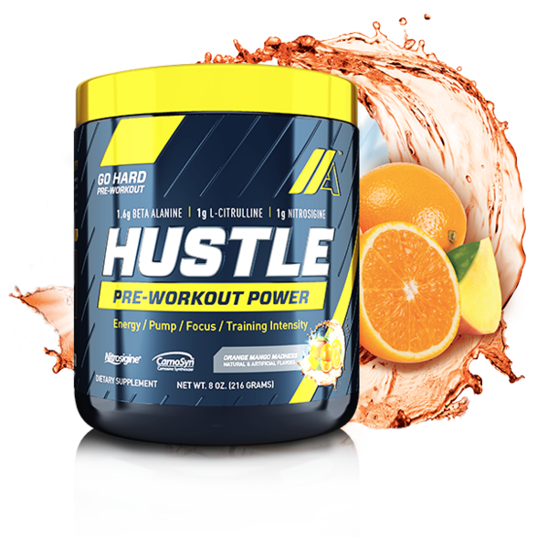 Hustle Orange Mango