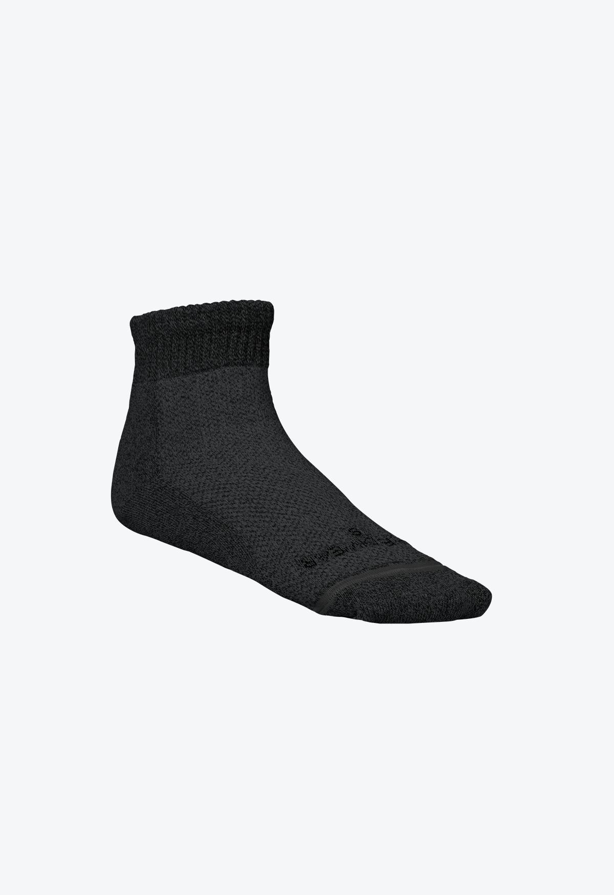 Circulation_Socks_Black_Ankle_Left