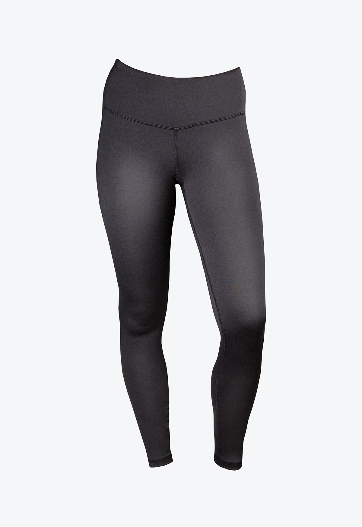 Womens Performance Pants - Black - Front