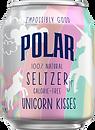 Polar Seltzer Jr - 8oz - Unicorn Kisses