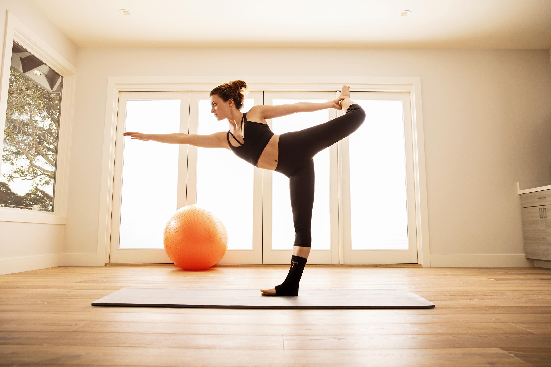 Yoga Ankle Sleeve