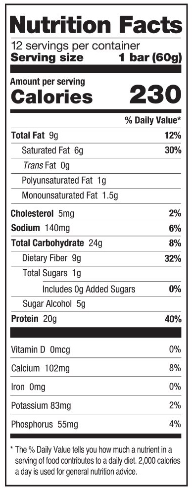 Cinnamon Roll Nutrition Facts