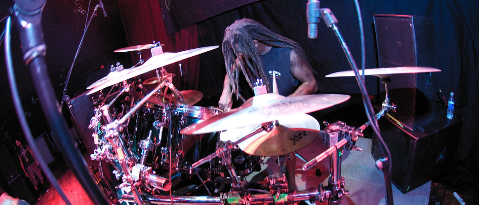 DRUM LESSONS MIKE SMITH