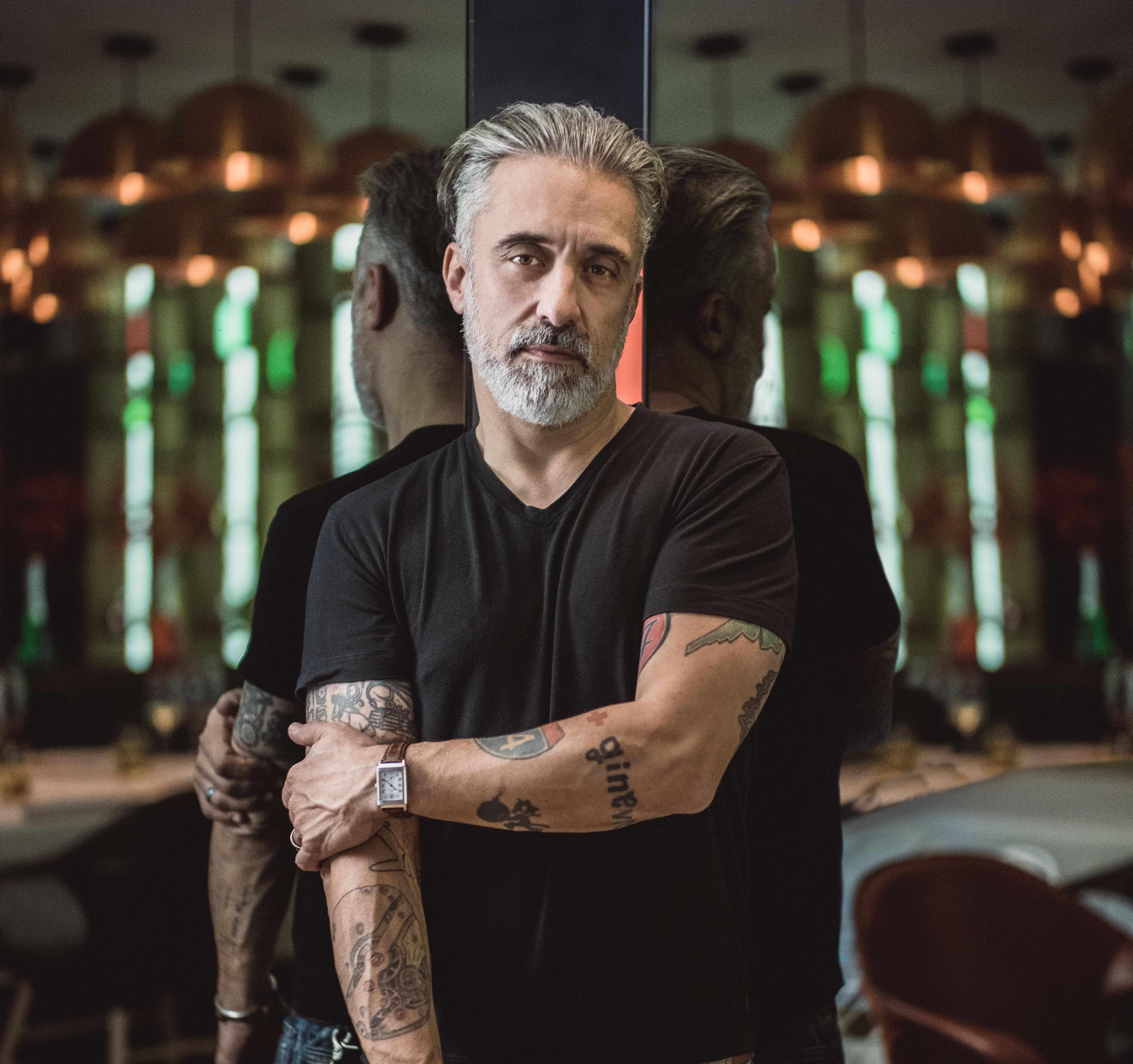SERGI AROLA / W HOTEL VERBIER