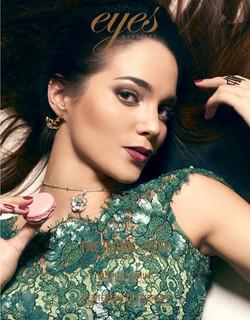 Laetitia Guarino for Eyes Magazine