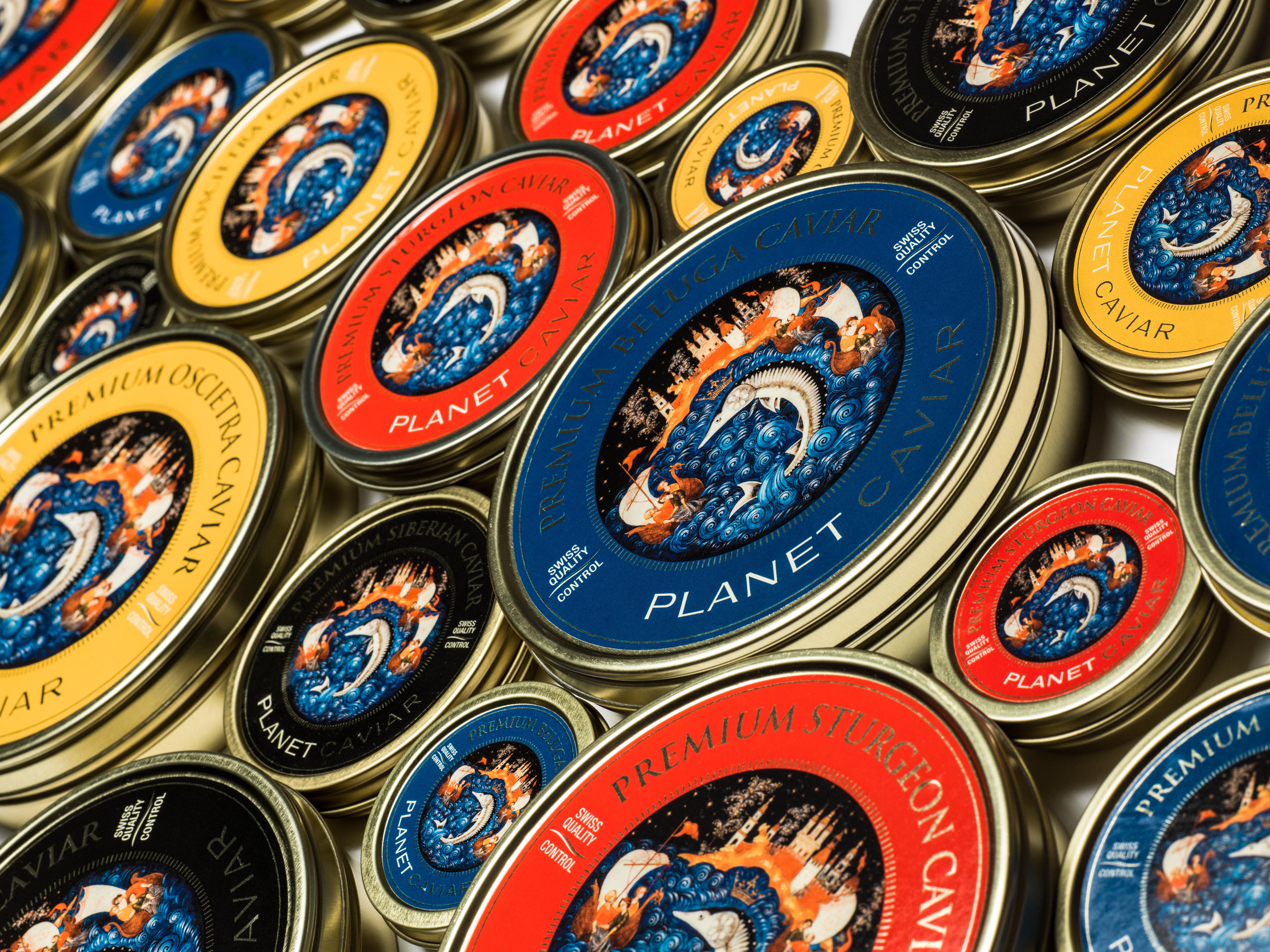 Planet Caviar