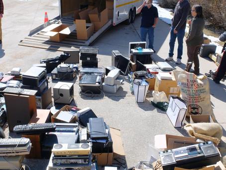Saving Audio Recycling