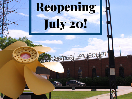 Reopening July 20!