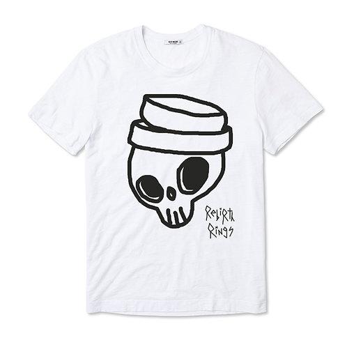Rebirth Skull Short-Sleeve
