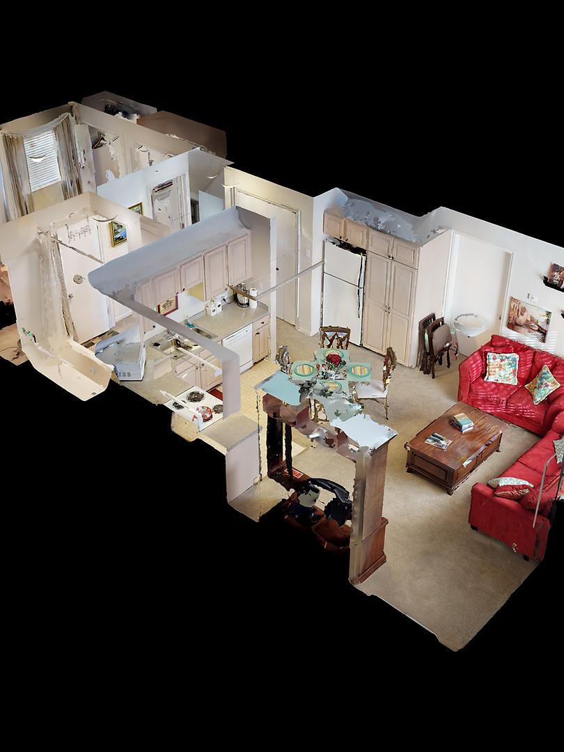 1 BR Apartment