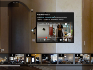 Multimedia Mattertag™ Posts - Embed video, audio, and more in your 3D Spaces