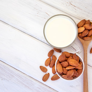 Almond Coconut Mylk