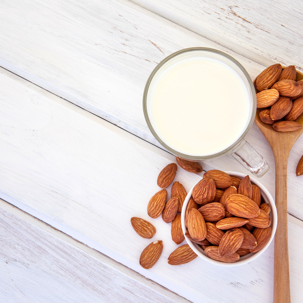 Almond Coconut Mylk