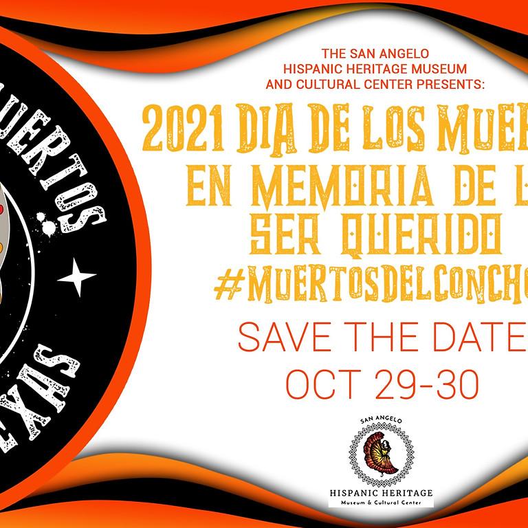 2nd Annual Dia de los Muertos