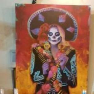 Reyna's Tacos - 3rd Annual Dia de los Muertos Block Party