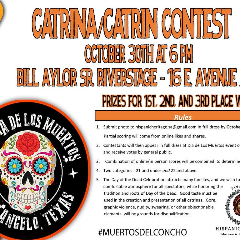 Día de los Muertos Catrin/Catrina Contest