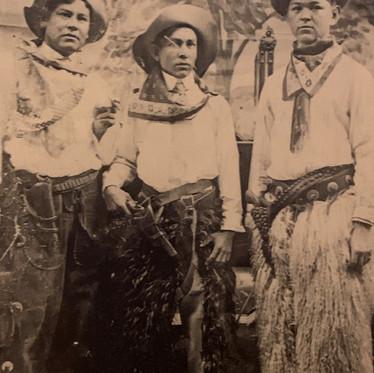 Hispanic Cowboys - Vaqueros
