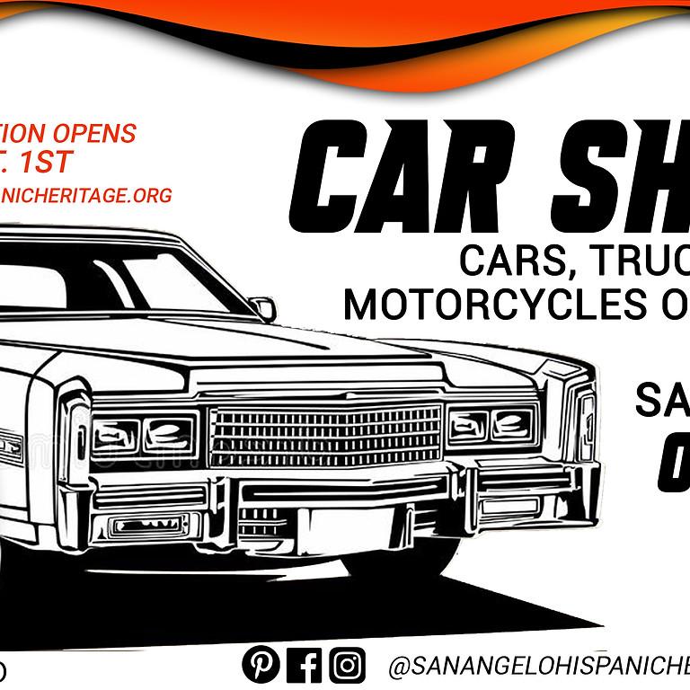 Día de los Muertos Car Show