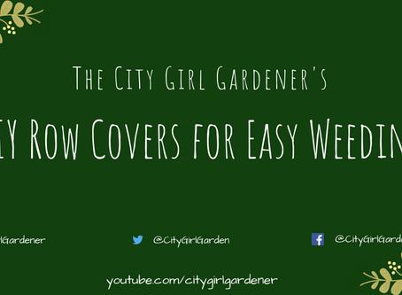 DIY, Eco-Friendly Method for Easy Weeding