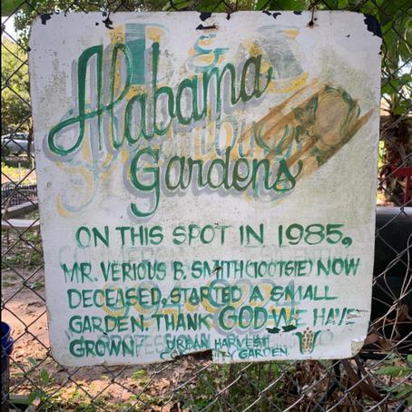 A Day at the Alabama Gardens