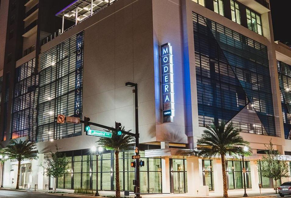 Downtown Orlando > Modera Central
