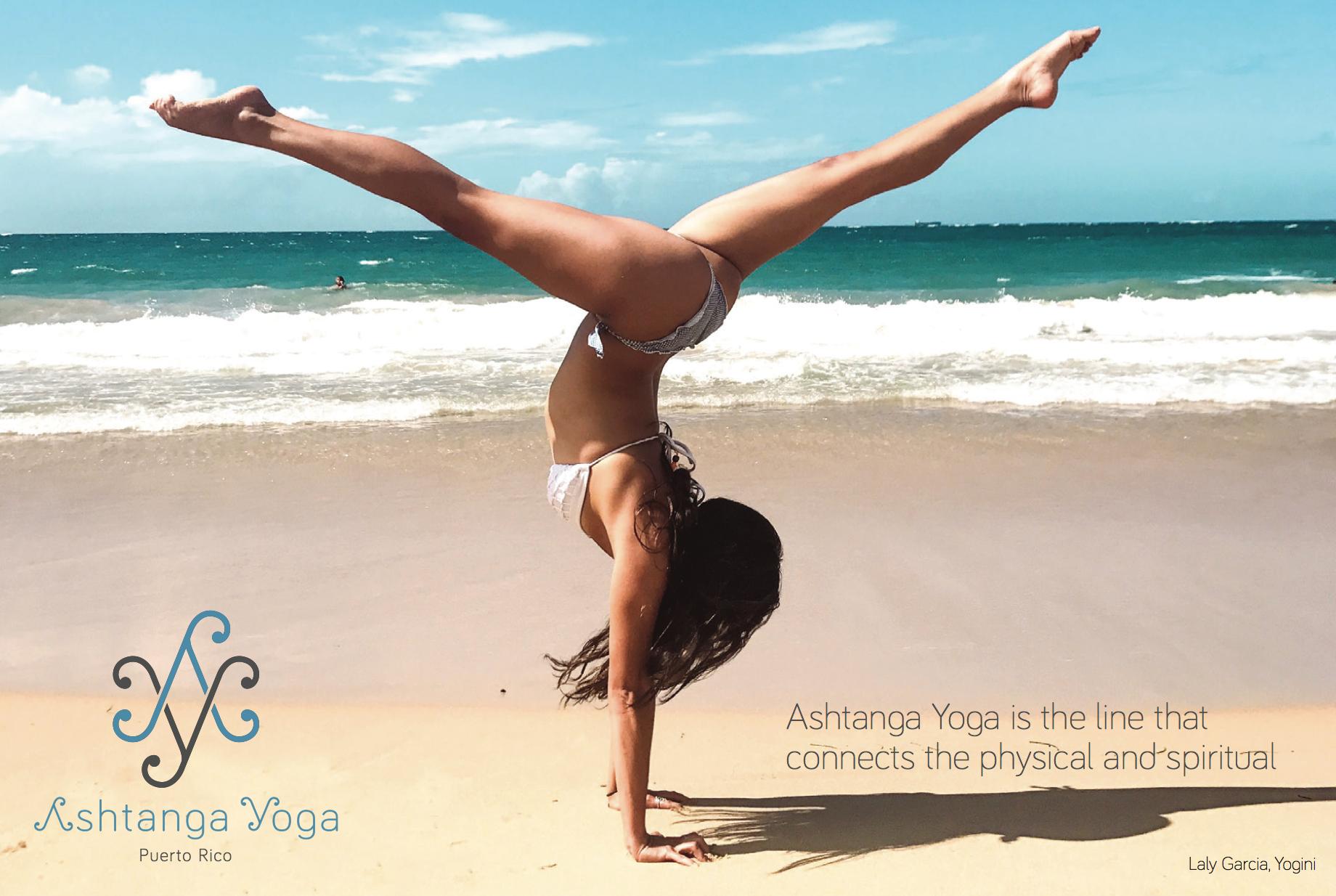 Programa Ashtanga Yoga 2017 Lado A
