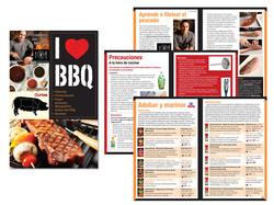 """Libro """"I Love BBQ"""""""