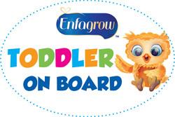 Enfagrow Sticker