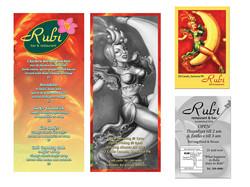 Bar Rubi Branding