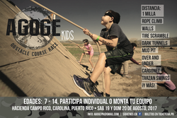 Arte promo Agoge Race