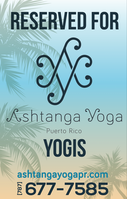 Parking Signs Ashtanga Yoga