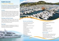 Brochure Puerto del Rey (dentro)