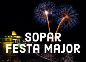 SOPAR FESTA MAJOR 2020