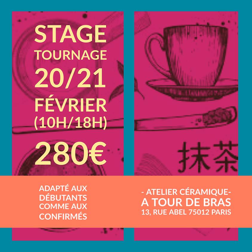 Stage de tournage (14h) le 20 et 21 février 2021