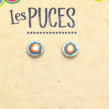 Boucles d'oreilles - Puce (petite)