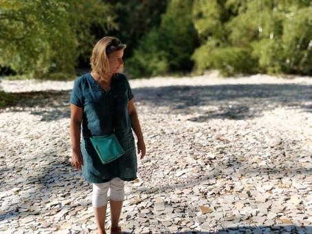 Une visite à la « montagne » de mosaïque de Briare