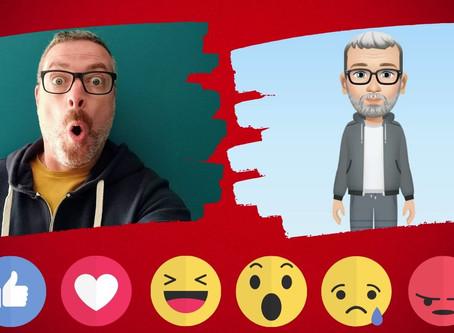 Créez votre avatar sur Facebook et Messenger