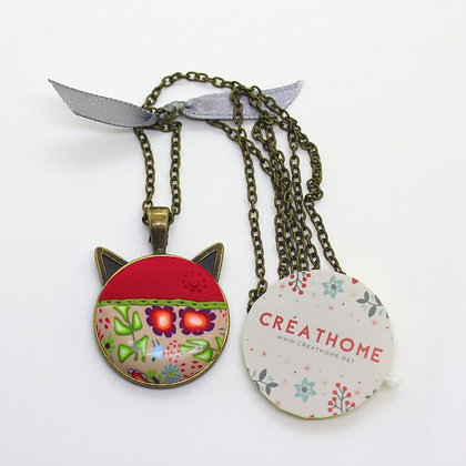 Collier - Chat