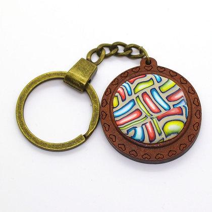 Porte clés Bois