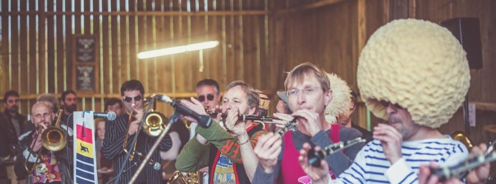 Trompettes du Mozambique | Denis Renaudin